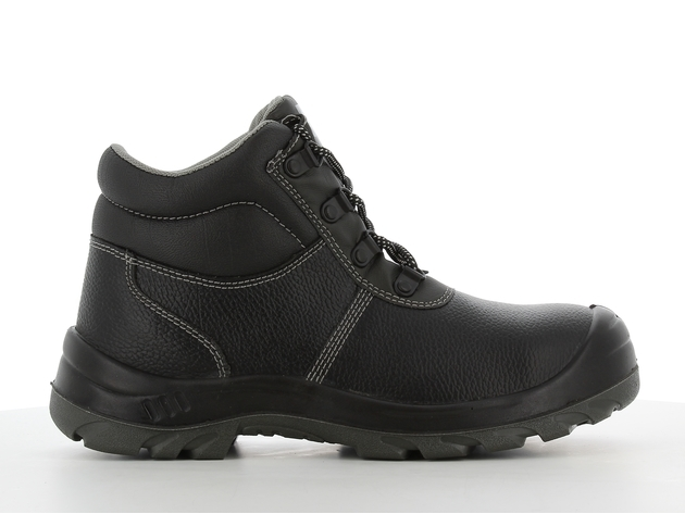 Safety Jogger Unisex-Adult Bestboy Safety Shoes Black, 48 EU