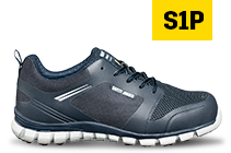 ligero comfortable work shoe with cushioning