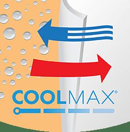 Coolmax lining