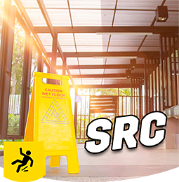 SRC slip resistance