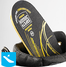 Removable footbed